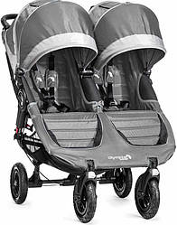 Коляска Baby Jogger City Mini Double GT для двойни