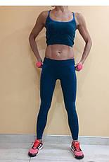 Комплект для фитнеса  женский Maraton  майка+лосины , фото 2