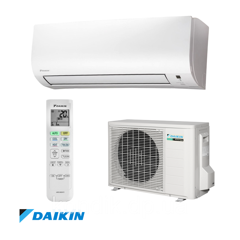 Кондиционер Daikin FTXP50K3/RXP50K3 инвертор Comfora