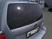 Замена заднего стекла (вклейка)