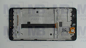 Дисплей с сенсором  Nomi i5050 EVO Z синий, оригинал!, фото 2