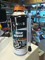 Герметик шин AXXIS 450мл (аварийный баллон, шиномонтаж колеса)