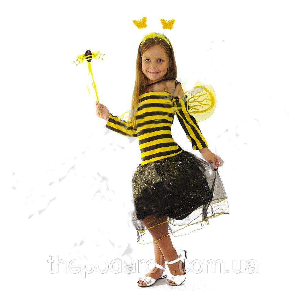 Маскарадный костюм Пчелка (размер 92-104см)