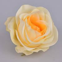 Головка розы 8 - 9см Цветы искусственные