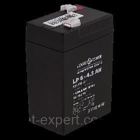 Акумулятор AGM LP 6-4.5 AH