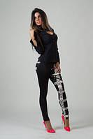 Женские стильные лосины-леггинсы , фото 1