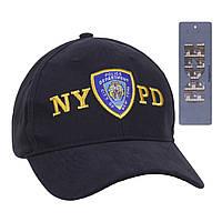 Бейсболка  ''NYPD''  Rotcho с шевроном   США