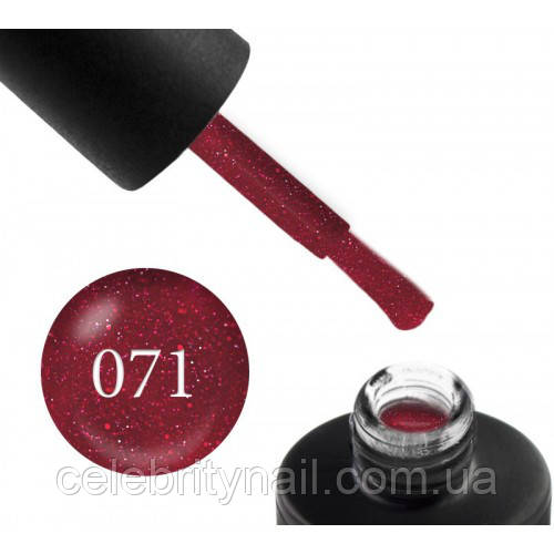 Гель лак COUTURE Colour № 071, 9 мл
