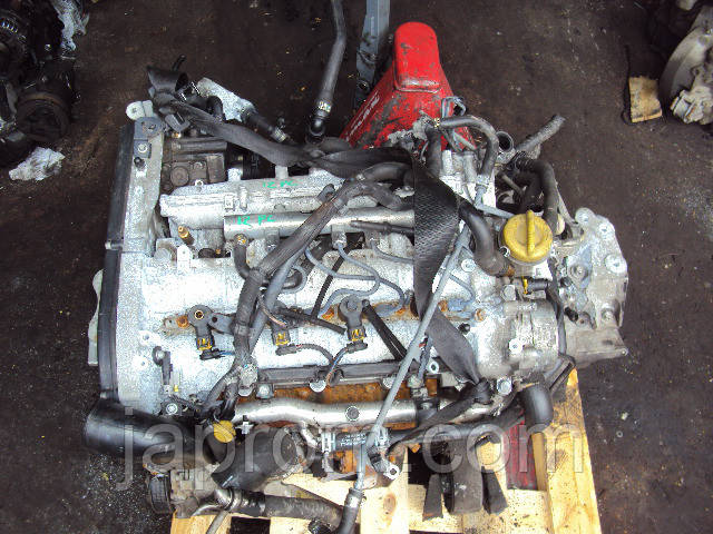 Мотор (Двигатель) Saab 93 95 1.9 TiD CDTI 150л.с 2006r