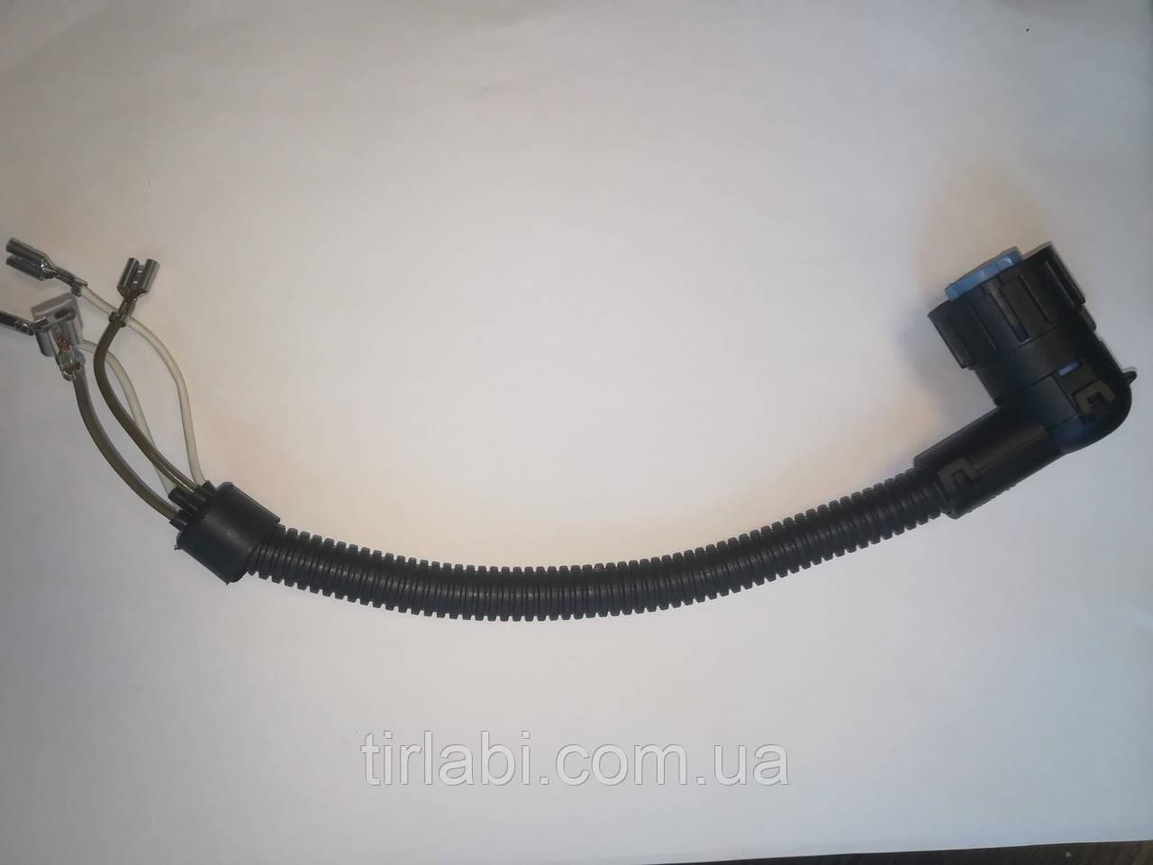 Кабель байонет крана 4pin кабель Bajonet 24V кпп ZF клапан фишка