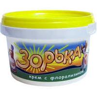 Зорька крем с флорализином,банка 200 мл