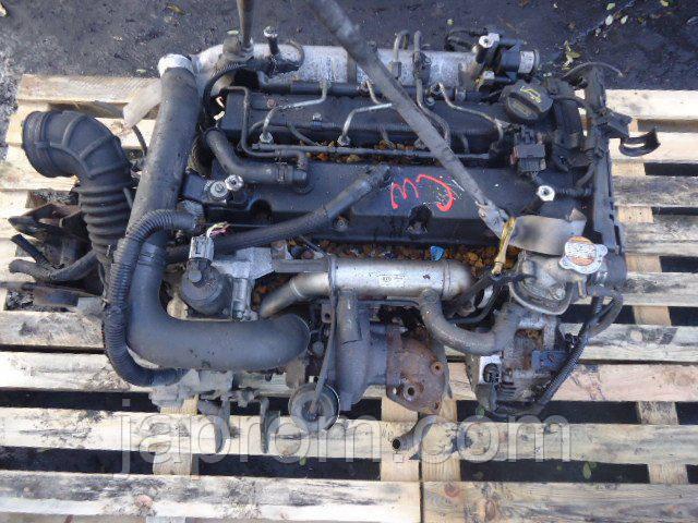 Мотор (Двигатель) Kia Carnival III 2.9 CRDI 185KM 2009r