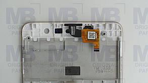 Дисплей с сенсором  Nomi i5050 EVO Z золотой, оригинал!, фото 2