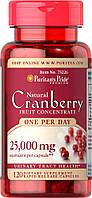 Экстракт клюквы в капсулах, One A Day Cranberry, Puritan's Pride, 120 капсул, фото 1