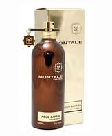 Духи Montale  Aoud Safran (Монталь Удовый Сафран)  для мужчин и женщин 100 ml edp
