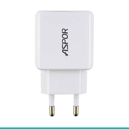 СЗУ Aspor A811 на 2 USB порта, фото 2