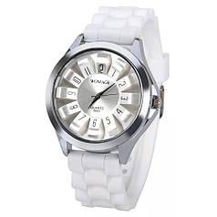"""Женские наручные часы с силиконовым ремешком """"хризантема"""", часы женские интернет магазин"""
