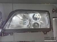 Depo Фара основная правая H1+H1+W на Audi A6 C4 (1994 - 1997)
