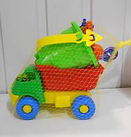 Песочный набор машина 014-3, фото 1