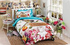 Постельное белье подростковое 160х220 HALLEY HOME Paradise