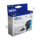 Картридж струйный InkTec для Brother LC1100/ 980/ 67/ 65/ 61/ 38C/ DCP-145C/385C/585CW/6690CW,MFC-250, Cyan