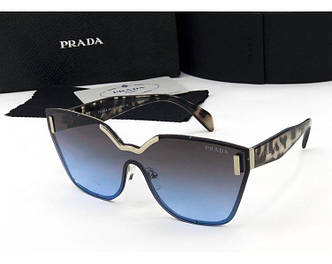 Женские солнцезащитные очки PRADA (17094) blue SR-820
