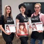 Лучшие мастера стали региональными технологами ТМ Palco