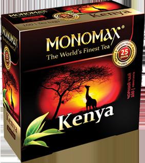 Чай чёрный «Kenya» в пакетах