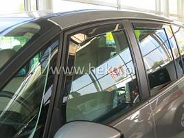 Дефлекторы окон (ветровики)  Renault Espeace 2003->  5D 4шт (Heko)