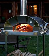 """Печь для пиццы """"Чудо печь"""" на дровах"""