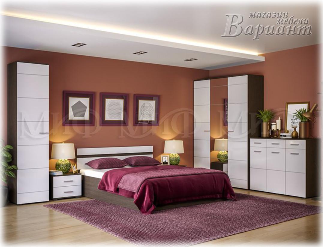 Спальня Ненси модульная