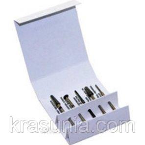 Набор основных насадок для коррекции искусственных ногтей