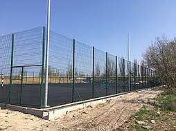Покрытие для спортивной площадки г.Одесса 21