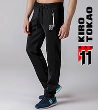 Мужские спортивные штаны Kiro tokao 10439 черно-белый