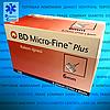 Иглы 6 мм для инсулиновых шприц-ручек Microfine / Микрофайн универсальные 10 шт.