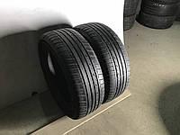 Шины бу лето 205/60R15 Dunlop SP Sport 2шт 4,5мм