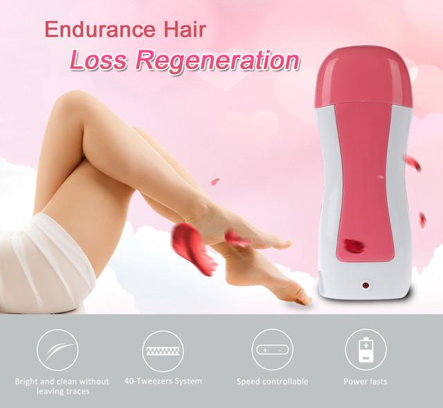 Воскоплав кассетный (Depilatory Wax Heater) Нагреватель воска GF-61 для депиляции волос