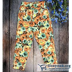 Лосины брюки для девочек Размеры:4,5,6,7,8 лет (6334)