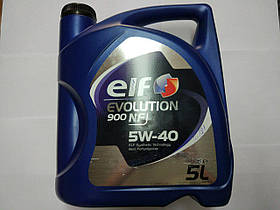 Моторне масло ELF Evolution 900 NF 5W40 5L
