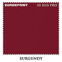 Красное Сукно Eurosprint 45 (Burgundi)