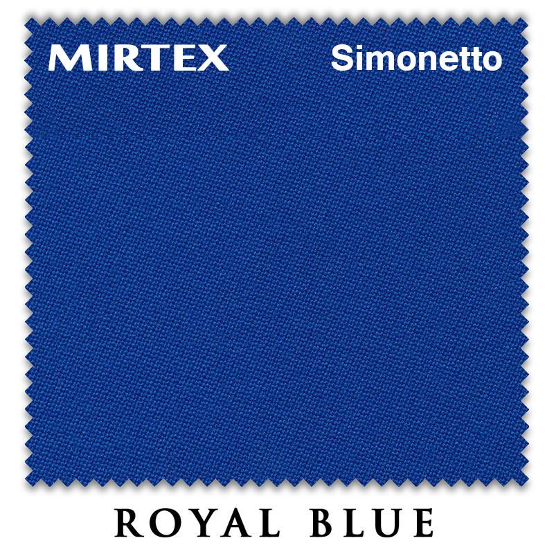 Синє Сукно Simonetto 920 (Royal Blue)