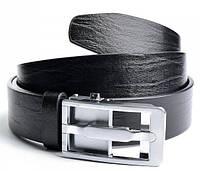 Мужской кожаный ремень 6213 S.Black Купить кожаные ремни, пояса оптом Одесса 7км