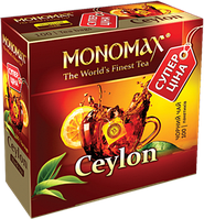 Чай черный «Ceylon» в пакетах