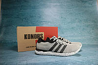 Мужские кроссовки Konors (серые), ТОП-реплика, фото 1