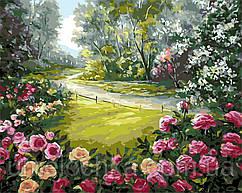 Рисование по номерам Дорога домой (AS0157) 40 х 50 см ArtStory