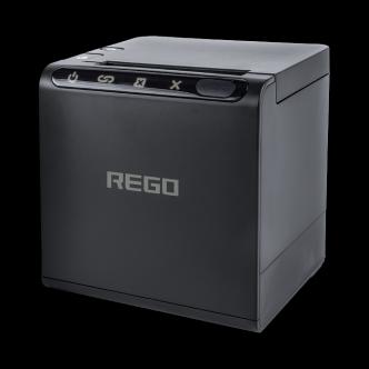 Чековый принтер REGO RG-80B (USB, RS232, Ethernet, автообрезка чека, 80 мм)