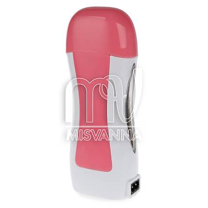 Воскоплав кассетный Wax Heater Mingxia Professional для депиляции волос с двухсторонним нагревом, фото 2