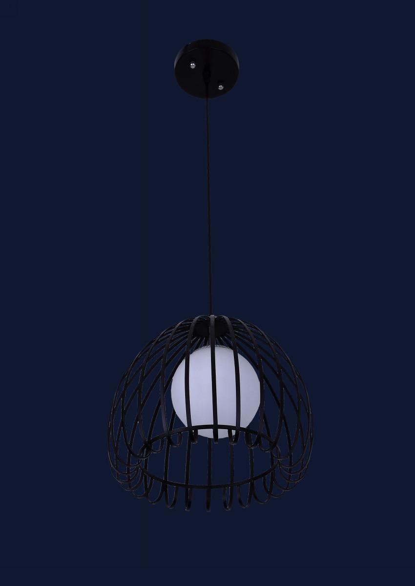 Недорогой подвесной светильник 7076328-1 ЧЕРНЫЙ