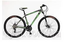 "29"" Optimabikes BIGFOOT DD 2015 (сіро-зелений)"