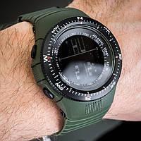 Мужские спортивные часы SKMEI Sport Green, фото 1